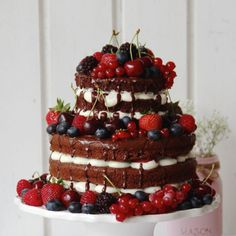 Very Berry Double Layer