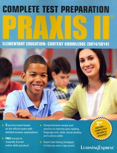 Taking the Praxis II: Elementary Education Content Knowledge exam is an important part on the journey to becoming a primary or secondary school teacher. With this revised and updated top-selling guide