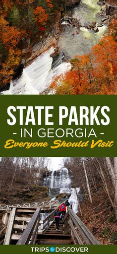 8 Georgia State Parks Perfect For Your Next Outdoor Adventure