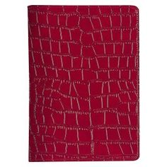 B Verso Darwin Carrying Case for Digital Text Reader, Tablet PC - Red - Faux Leather, MicroFiber Interior - Crocodile Texture - Height x Width x Depth Best Kindle, Amazon Kindle, Digital Text, Free Gift Cards, Ipad Mini, Texture, Red, Gifts, Stuff To Buy