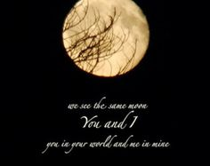Pablo Neruda quotation moon photo quote 8 x 10 by moondreamin