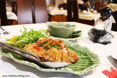 Aroy Thai (Madrid). Restaurante tailandés muy bueno para acercarse a la cocina del sudeste asiático y cuyos platos son bastante fieles a las recetas tradicionales. Un amplio local y un buen servicio redondean la experiencia.