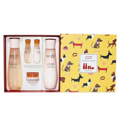 ETUDE HOUSE Moistfull Collagen Skin Care Set [Lucky Puppy]