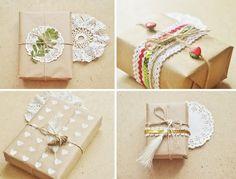 Идеи по упаковке подарков - Ярмарка Мастеров - ручная работа, handmade