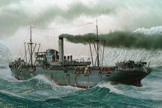Buque de desembarco Cheribon Maru