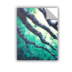Emerald by Shiela Gosselin Removable Wall Art