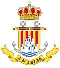 Anexo:Escudos y emblemas de las Fuerzas Armadas de España - Wikipedia, la enciclopedia libre Coat Of Arms, Ibiza, Spanish, Disney Characters, Fictional Characters, Navy, Cities, Hale Navy, Family Crest