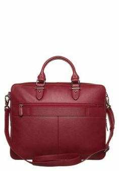 c59bebcfdc84f BUSY - Laptop bag - red Service Client