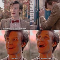 Look At You, Tardis, Doctor Who, Growing Up, Instagram