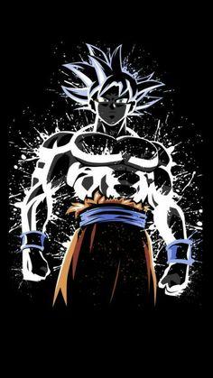 Son Goku, born Kakarot, is a male Saiyan and the main protagonist of the Dragon Ball metaseries created by Akira Toriyama Ball Drawing, Poster Prints, Dragon Ball Goku, Anime, Anime Dragon Ball Super, Cartoon, Dragon