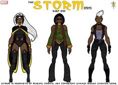 Storm Series: Part One by SavageMouse on DeviantArt