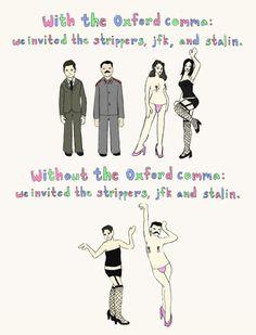 grammar! love this one.