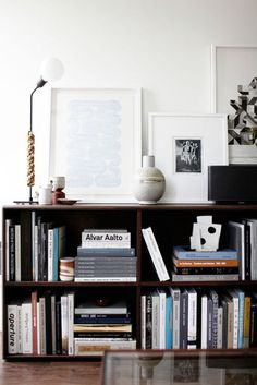 bookshelf styling | domino.com