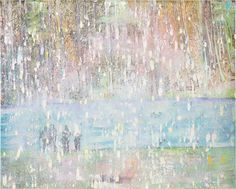 Peter Doig,Cobourg 3+1 More, 1994.Oil on canvas. 78½ x 98⅜ in (200 x 250 cm). Estimate £8,000,000–12,000,000. This work is offered in the Post-War and Contemporary Art Evening Auction on 7 March at Christie's London