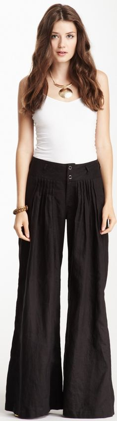 Classic Linen pants ♥✤ | Keep the Glamour | BeStayBeautiful