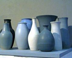 Catherine Memmi Pottery