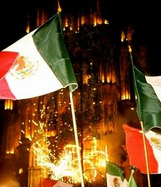 The Independence Day Fiesta - San Miguel de allende, Mexico