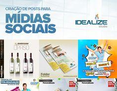 "Check out new work on my @Behance portfolio: ""Posts para Mídias Sociais"" http://be.net/gallery/46279197/Posts-para-Midias-Sociais"