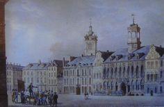 Livre MONS DEPUIS 1830, Mémoire d'une ville ( 1989 )