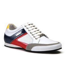 Phoenix M102532 White Multi Great Mens Fashion, Phoenix, Trainers, Bamboo, Sneakers, Sports, Shopping, Tennis Sneakers, Tennis Sneakers