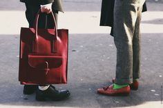 the socks <3 the bag <3 the shoes <3