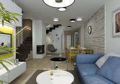 {me} living area lightening