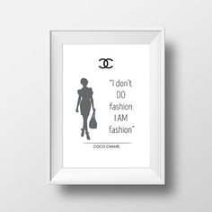 coco chanel poster fashion inspirational quotes by OrangeKiteLabs Megan Hess, Coco Chanel, Happy Friday, Charlie Brown, Chanel Poster, Chanel Wall Art, Its Friday Quotes, Funny, Cat Treats