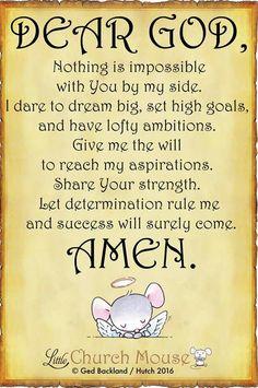 Amen.. Precious Moments Quotes, Reach Me, Prayer Box, Dream Big, Bible Verses, Prayers, Inspirational Quotes, Success, Wisdom