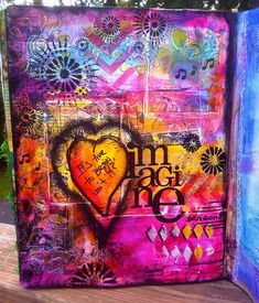 Marjie Kemper art journal