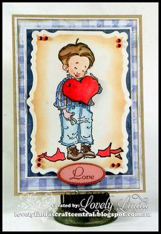 PB Heart Boy