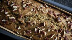 CUKETOVÝ CHLEBÍČEK S OŘECHY Bread Bar, Zucchini Bread, Kitchenette, Yams, Sweet Bread, Banana Bread, Beef, Baking, Desserts
