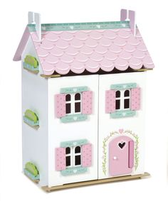 Sweetheart Cottage Dollhouse Set by Le Toy Van #zulily #zulilyfinds