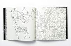 livro jardim secreto johanna basford | Os livros de Johanna despertam o saudosismo da infância e das aulas ...