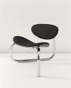 Erik Magnussen; 'Yoga' Chair for Kevi, c1972.