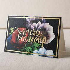 Creative Wedding Thank-You Cards | Brides