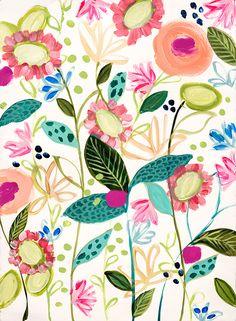Spontaneous by Carrie Schmitt at carrieschmittdesign.com