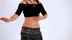 Let belly dancer Irina Akulenko teach you how to isolate lower abs in this belly dancing video from Howcast.