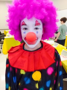 Cute Clown, Circus Costume, Clowns, Albums, Ronald Mcdonald, Photos, Pictures, June, Costumes