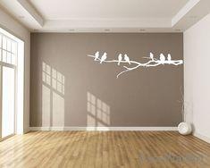 Ce décalque de mur dans votre salon ou votre chambre, vous pouvez appy. Il vous apportera un sentiment de douce et il ajoutera aussi peu de couleur à