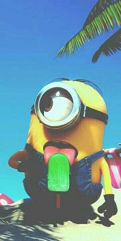 Ideas For Wallpaper Iphone Disney Minions Minions Tumblr, Minions Images, Minion Pictures, Minions Quotes, Cartoon Wallpaper Iphone, Disney Phone Wallpaper, Cute Cartoon Wallpapers, Cute Minions, Minions Despicable Me