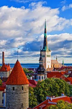 Tallin - Estonia (von Tony Gro)