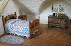 Left side of Upstairs by Wyld_Hare, via Flickr-1:48 scale