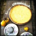 Limoen-citroentaart