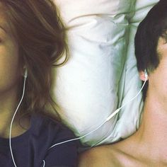 Laying on his bed listening to music. That's all we do. I want to tell him my feelings but I don't know how. The truth is, I love him. But we've been friends for too long. ((Rp? I'm the girl, Alexis. I need someone to be the boy))