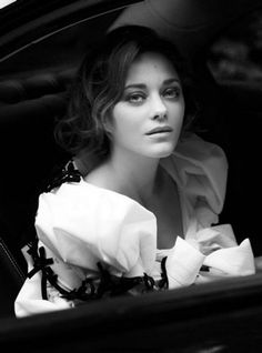 Marion Cotillard photographed by Dominique Issermann for Madame Figaro