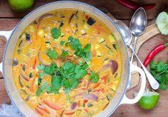 Verdens enkleste og beste oppskrift: currygryte med kikerter på selveste kjøttfri mandag En skikkelig snadderoppskrift kan sjelden gjentas for ofte. …