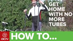 No More Inner Tubes? How To Get Home - GCN's Roadside Maintenance Series