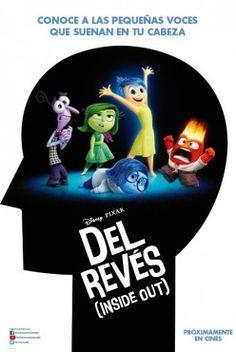 """Una de las películas más taquilleras de este verano ha sido """"Del Revés"""". ¿Ya la has visto? Paul Blart Mall Cop, Movies To Watch, Pixar Movies, Hd Movies, Cartoon Movies, Movies Online, Disney Movies, Film Movie, 2015 Movies"""