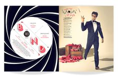 ★ DESIGN ARMY – Washingtonian Bride & Groom: The Ties that Bond Editorial Design and Art Direction) © Design Army LLC