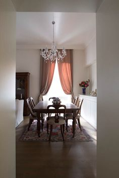 Dining Room in Rome